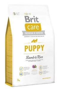 BRIT CARE PUPPY LAMB & RICE
