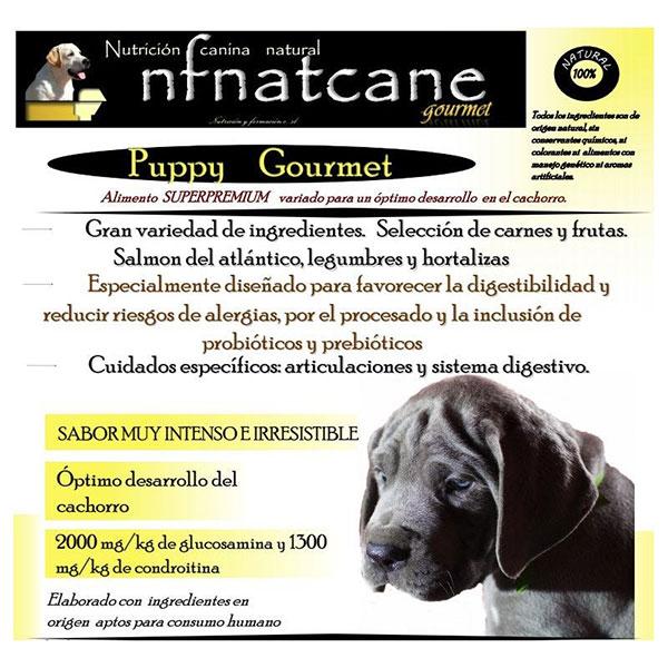 NFNATCANE PUPPY GOURMET